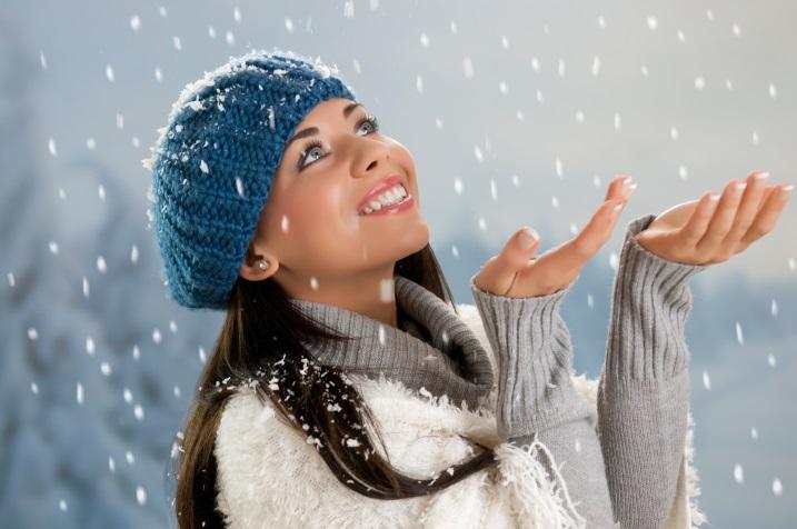 Кожа зимой картинки