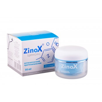 Цинокс крем ZinOx cream, 50 мл