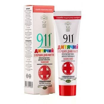 Бальзам 911 Детский с первых дней жизни, 100 мл