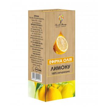 Ефірна олія лимону The Lab Beauty, 10 мл
