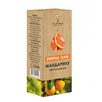 Ефірна олія мандарину The Lab Beauty, 10 мл