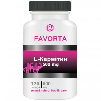 Добавка диетическая «L-Карнитин», капсулы 600 мг №120