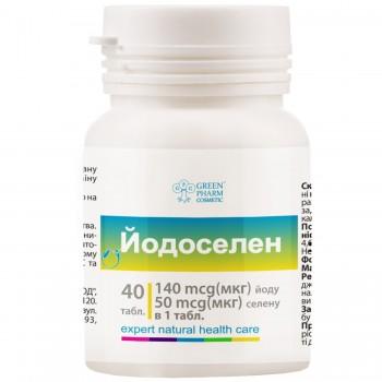 Добавка диетическая «Йодоселен», таблетки 0,250 г