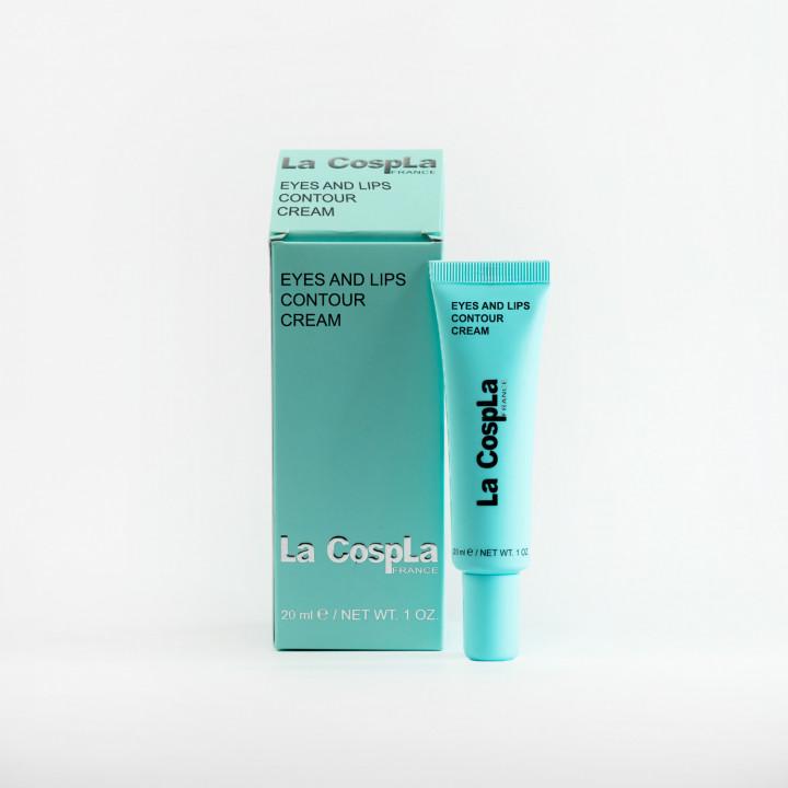 Крем для кожи вокруг глаз и губ La СospLa®, 20 ml