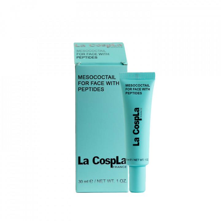 Мезококтейль для обличчя з пептидами La СospLa® , 30 ml